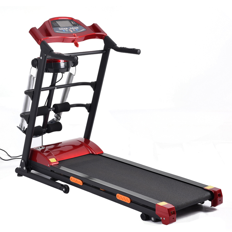 3 in 1 confidence power plus motorized electric treadmill